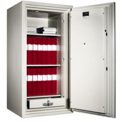 Fire protection safes